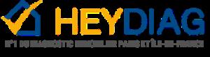 logo heydiag diagnostic immobilier paris