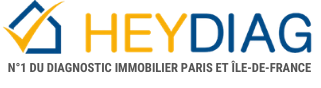 logo heydiag diagnostic immobilier paris