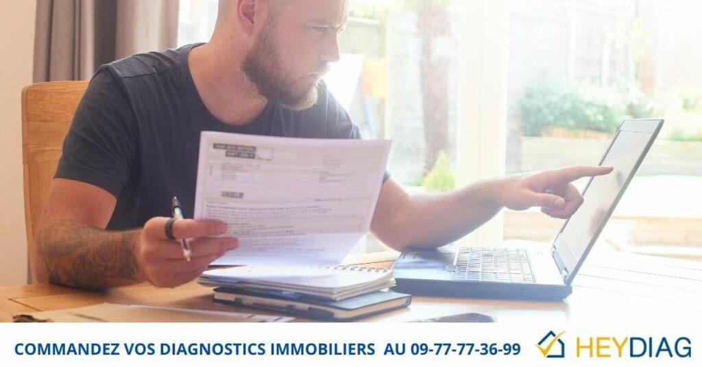 Diagnostic immobiliers obligatoires vente