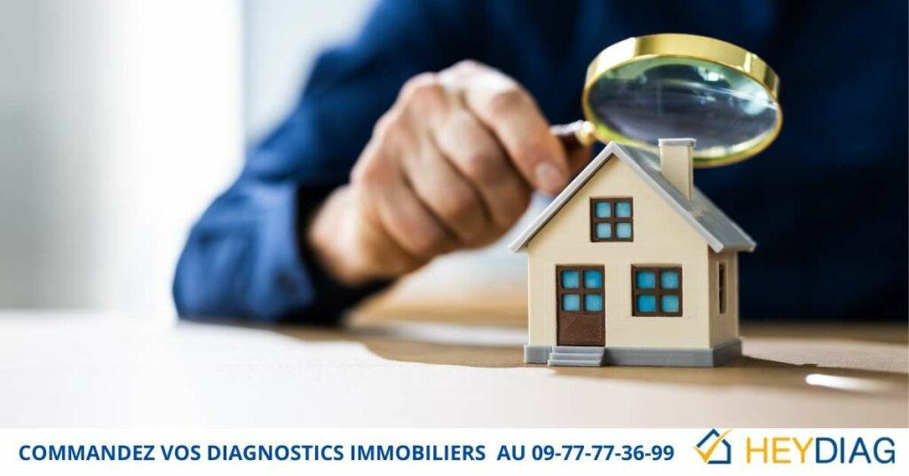 Diagnostic maison paris