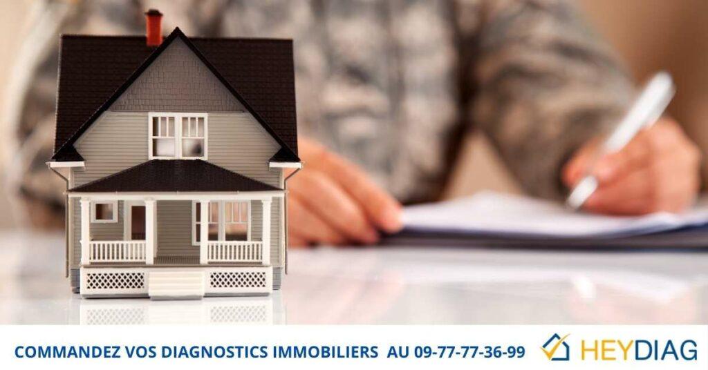 Diagnostic location maison