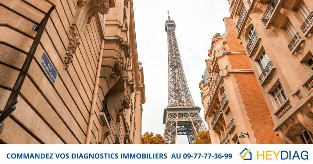 Diagnostics immobiliers paris