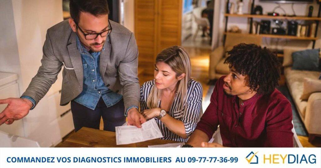 Diagnostic immobilier location