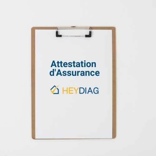 Attestation Assurance Heydiag