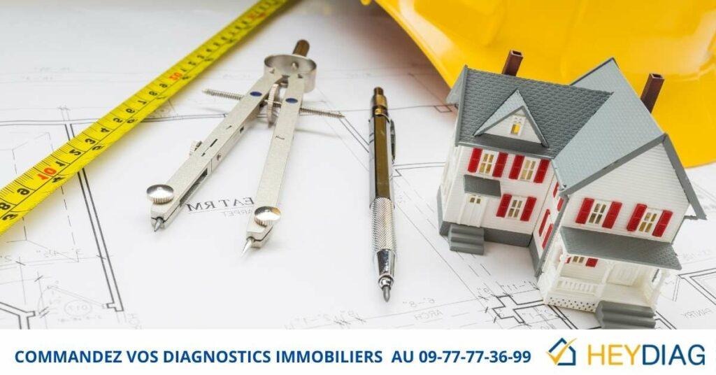 Diagnostic immobiliers obligatoires vente paris