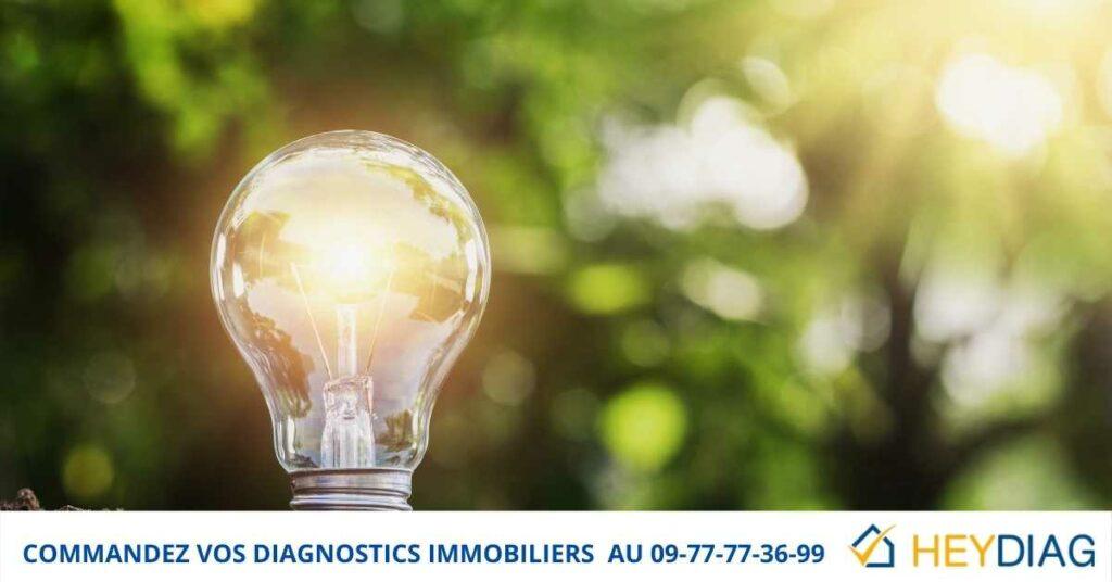 Diagnostic de Performance Énergétique Vente (DPE)