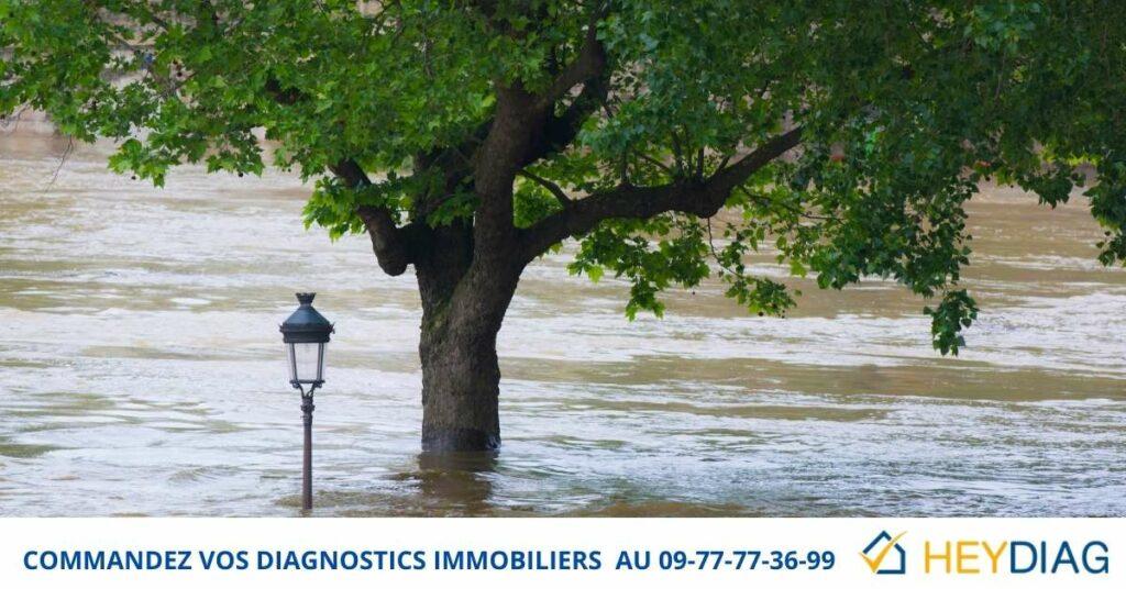 Diagnostic immobilier État des risques et pollutions paris