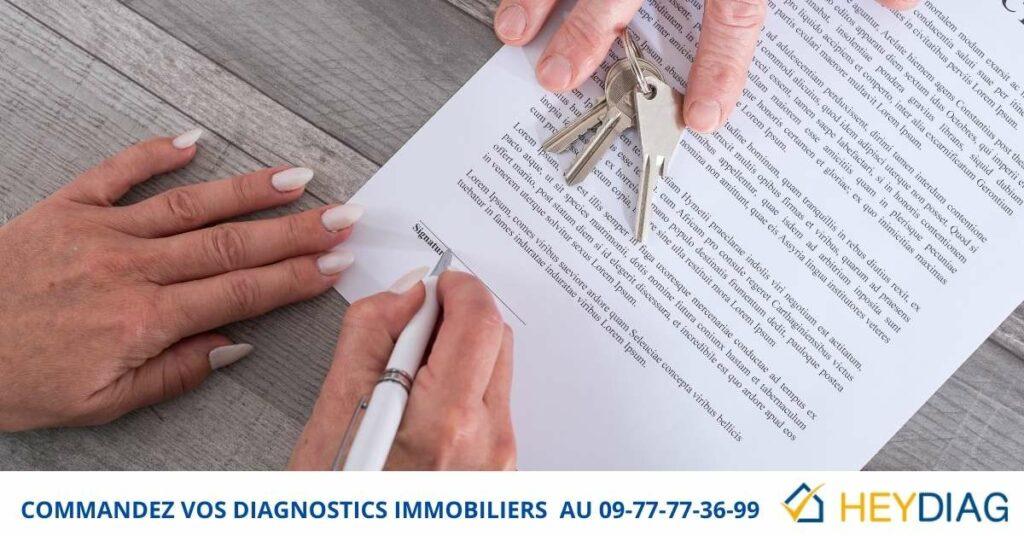 Diagnostic immobilier obligatoire vente paris