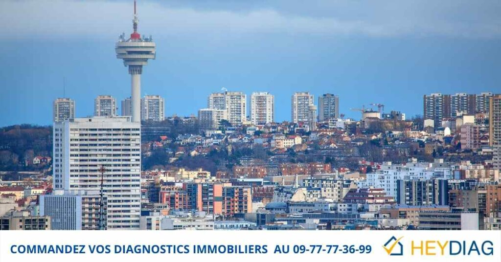 Diagnostic immobilier 93 seine saint denis