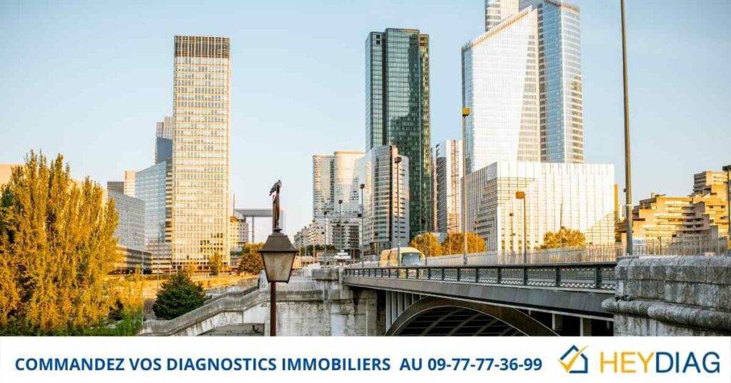 Diagnostic Immobilier 92 Neuilly sur Seine