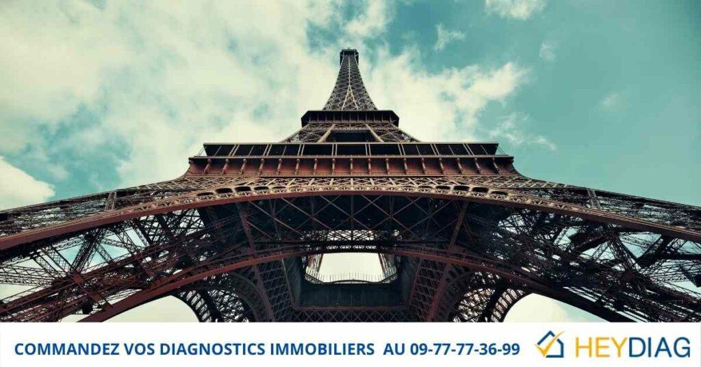 Diagnostic Immobilier Paris 15 75015