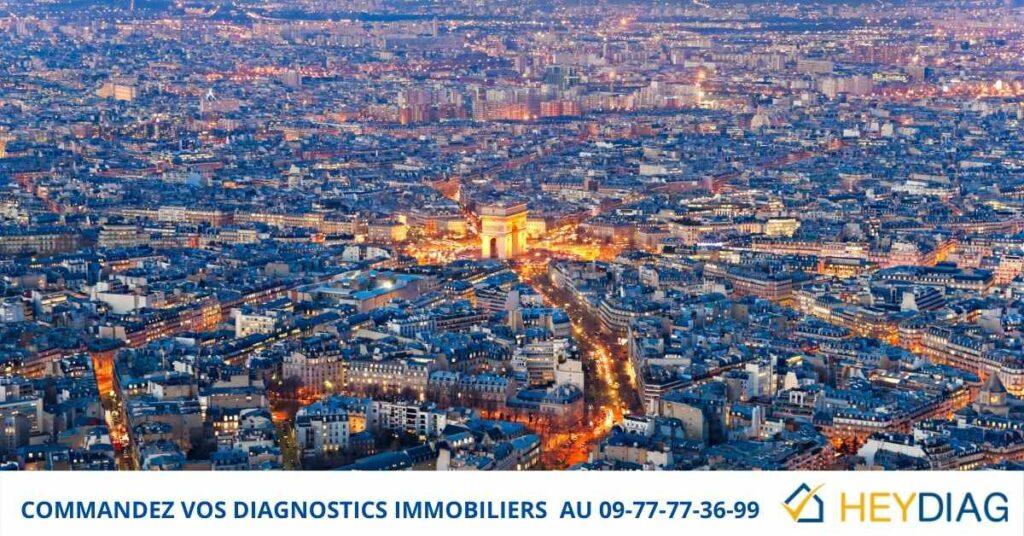 Diagnostic Immobilier Paris 16 Heydiag 78 Rue de la Pompe 75016 paris