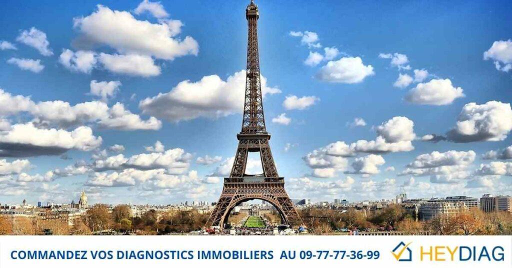 Diagnostics Immobiliers Paris 15 75015
