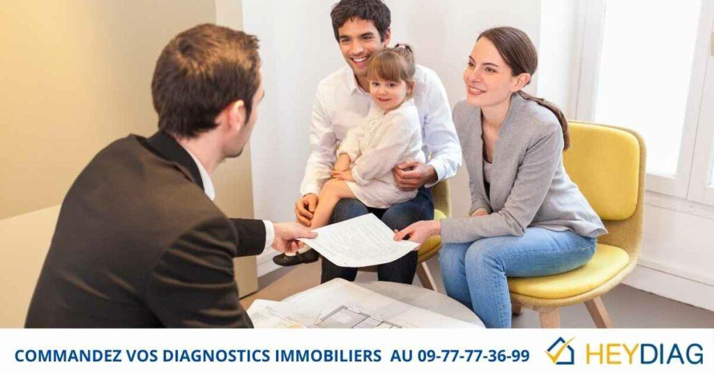 Le diagnostic immobilier pour renseigner sur le bien immobilier